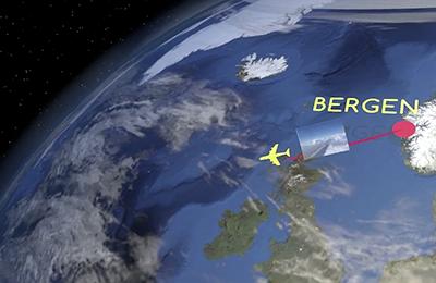 Bybanan – Airport Bergen
