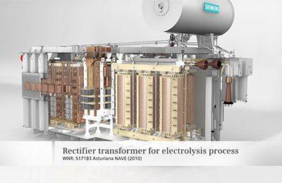 Transformer SIEMENS